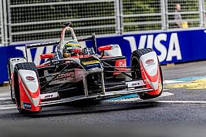 Formula E Breaking news Mahindra