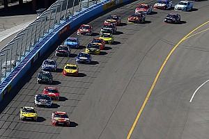 NASCAR Sprint Cup Interview NASCAR Chairman Brian France trumpets success of new aero package