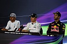 Formula 1 German GP: Post-qualifying press conference