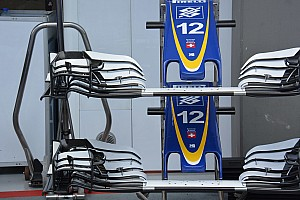 Formula 1 Analysis Bite-size tech: Sauber front wing