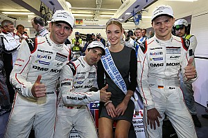 Le Mans Qualifying report Le Mans 24 Hours: Rain seals back-to-back poles for Jani and Porsche