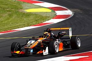 F3 Europe Interview Ilott open to staying in F3 for third season