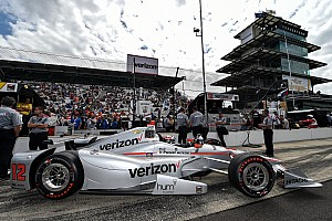 IndyCar Breaking news Chevrolet boss not surprised by Honda pace at Indy