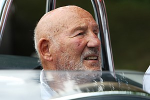 """Formula 1 Breaking news Sir Stirling Moss stable in hospital after """"serious"""" chest infection"""