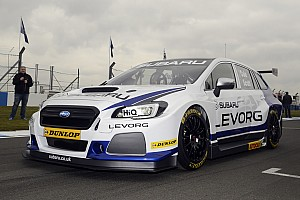 BTCC Preview BTCC season preview: Can newcomer Subaru be the star turn?