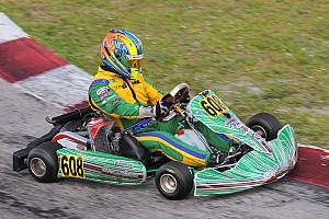Kart Race report Florida Winter Tour Rotax champions crowned in changing conditions