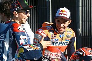 MotoGP BRÉKING MotoGP: Lorenzo csodálkozik, Marquez sajnálja, Rossi örömködik
