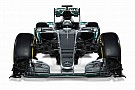 Photo gallery: Mercedes W07 2016 F1 car
