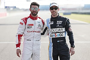WTCC Breaking news Lopez: Guerrieri's pace shows how good Argentine drivers are