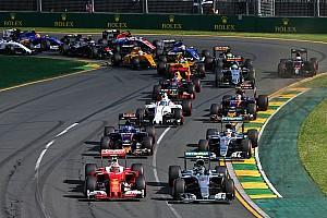 Formula 1 Race report Australian GP: Rosberg wins season opener, Alonso's crash halts race