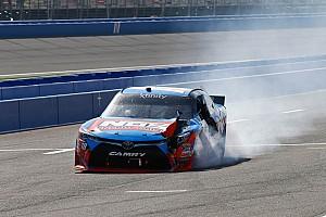 NASCAR XFINITY Race report Dillon