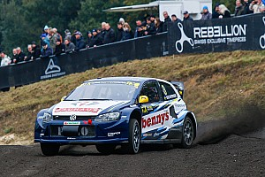 World Rallycross Breaking news Volkswagen RX Sweden won't contest World Rallycross in 2017