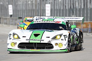 IMSA Race report Viper Strikes Gold, takes hometown victory with Keating, Bleekemolen in Chevrolet Sports Car Classic