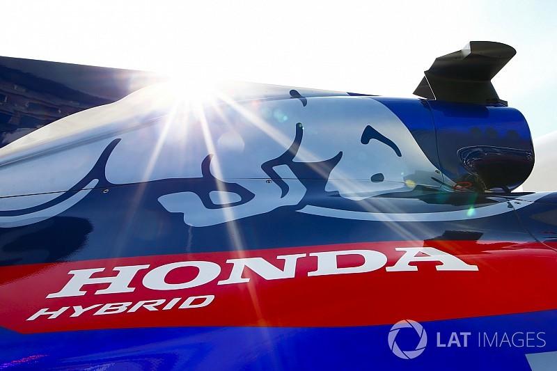 Red Bull correrá con motores Honda a partir de 2019