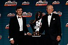 NASCAR XFINITY Suarez still excited after winning his first NASCAR title
