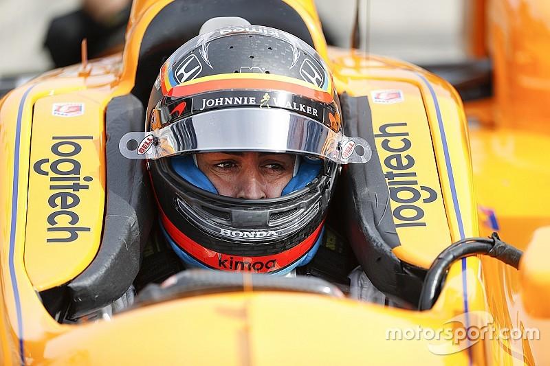 McLaren confirme un essai pour Alonso — IndyCar