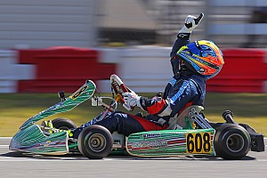 Kart Breaking news Askew dominates DD2, but there are surprises elsewhere