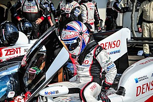 WEC Breaking news Testing crash injury forces Davidson out of Mexico City WEC