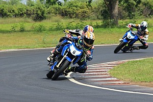 Other bike Race report Chennai II TVS Apache 200: Kannan dominant with double win