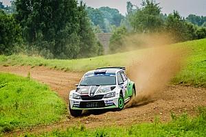 ERC Отчет о секции Сирмацис выиграл Ралли Эстония