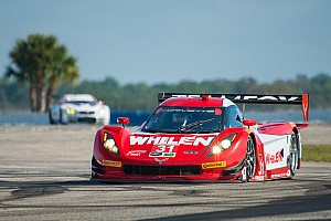 IMSA Practice report Action Express on top again in final practice at Sebring