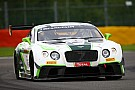 Blancpain Endurance Bentley returns to Spa 24 Hours with four Continental GT3s