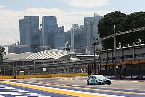 """TCR Репортаж з практики TCR в Сінгапурі: """"Леопарди"""" - найкращі в практиці етапу"""
