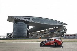 WTCC Qualifying report Shanghai WTCC: Lopez takes pole as Citroen secures teams' title
