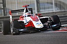 GP3 Abu Dhabi GP3: Albon closes points gap to Leclerc with pole