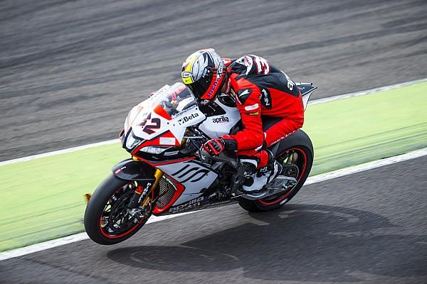 World Superbike Breaking news Savadori joins Laverty in Aprilia's factory Superbike team