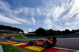 GP2 Race report Spa GP2: Giovinazzi leads all-rookie podium in sprint race