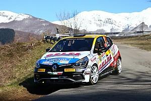 WRC Ultime notizie Luca Panzani al via del Rally di Monte-Carlo 2017 con una Renault Clio ufficiale