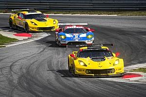 IMSA Breaking news Corvette racers confident but wary ahead of showdown