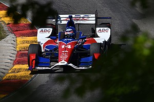 IndyCar Breaking news Sato upbeat about Foyt's prospects for remainder of 2016