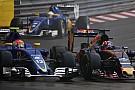 "Formula 1 Ericsson: Sauber told me to ""go for it"" before Nasr clash"