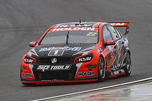 Supercars Practice report Barbagallo V8s: Courtney braves the rain to top FP2