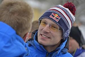 WRC Interview Latvala's mental strength