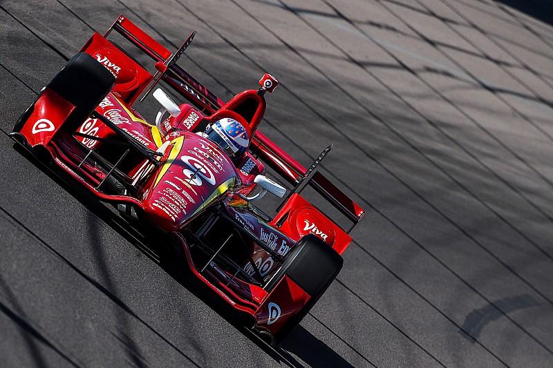 Dixon: Current Phoenix aero package good to go racing