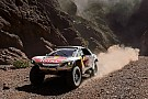 Dakar Loeb philosophical about losing Dakar to Peterhansel