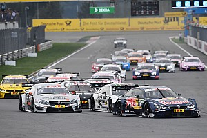 DTM Breaking news DTM teams confirm six-car line-ups a possibility for 2017