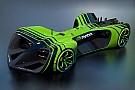 RoboRace Roborace reveals size of driver-less racecars and AI partner