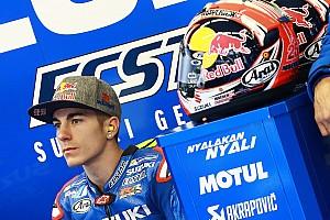 MotoGP Practice report Catalunya MotoGP: Vinales edges Lorenzo in opening practice
