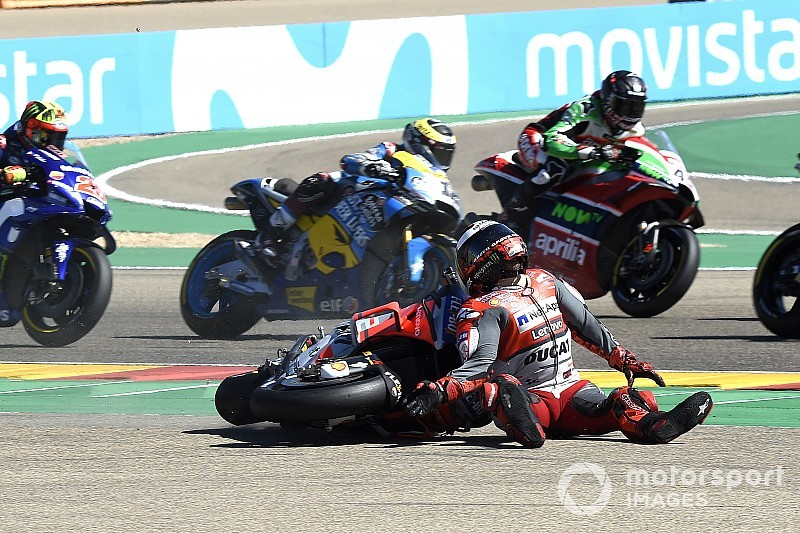 Ottimo tempo in qualifica per Andrea Iannone: 5° tempo ad Aragon
