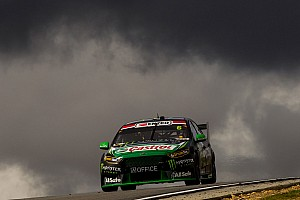 Supercars Qualifying report Barbagallo V8s: Waters takes shock maiden pole