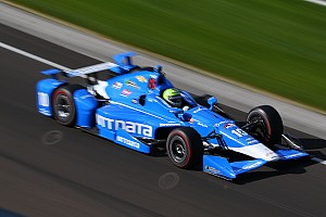 IndyCar Practice report Kanaan tops final practice for Indy 500