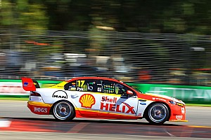 Supercars Breaking news Pye back in iconic Shell colours for Darwin