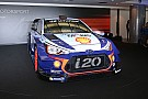 WRC Hyundai i20 Coupe WRC ready for competitive debut at Rallye Monte-Carlo