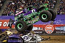 Other truck Grave Digger driver Dennis Anderson injured in crash