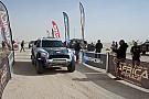 Ралли-рейды Участники «Африки Эко Рейс» финишировали у Розового озера