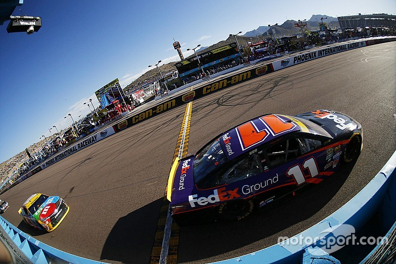 Hamlin loses his title shot:
